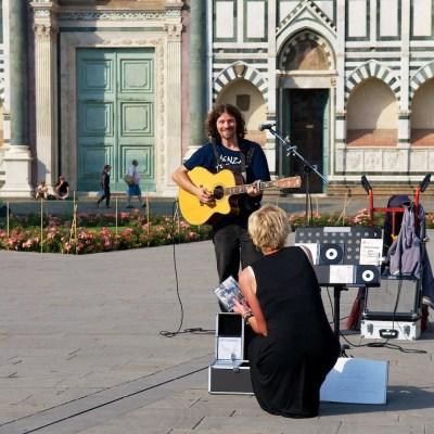 Piazza di Santa Maria Novella, Firenze