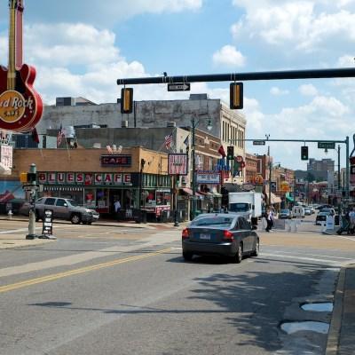 Memphis, Bourbon Str
