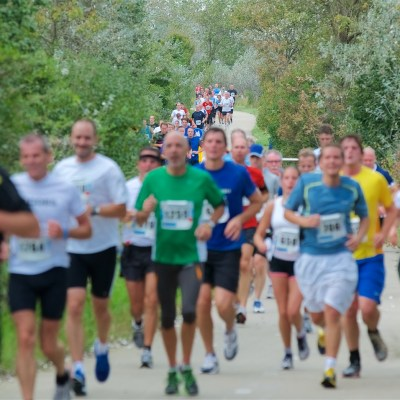 Halve marathon Haarlem
