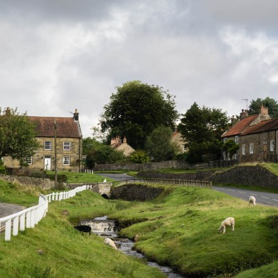 Hutton-le-Hole, North Yorkshire