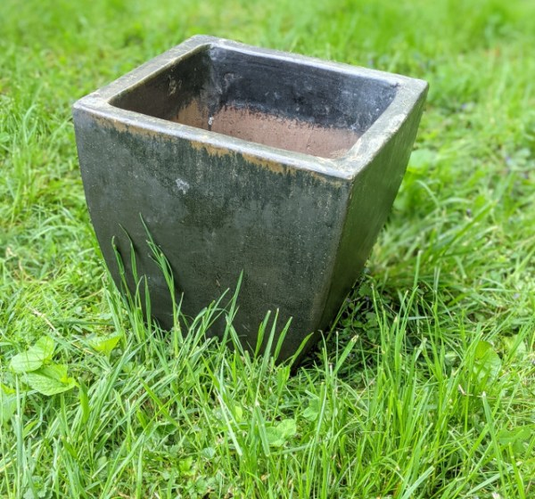 photo: planter with square opening