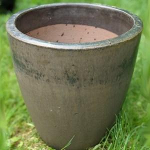 photo: tglazed ceramic planter