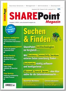 Fachartikel – SharePoint 2010 und die Access Services