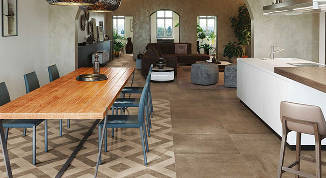 wood look tiles flooring pros cons