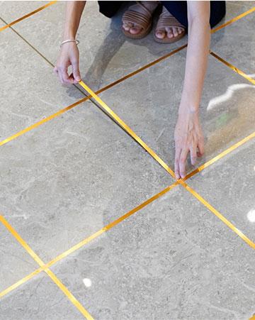 standard ceramic tile thickness