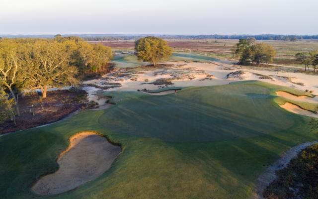 Ohoopee Match Club Hanse Golf Course Design