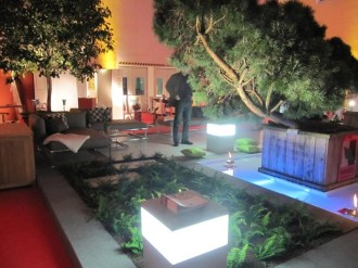 Die Kubik Leuchten von Multiline passen hervorragend zur gradlinigen Gestaltung.