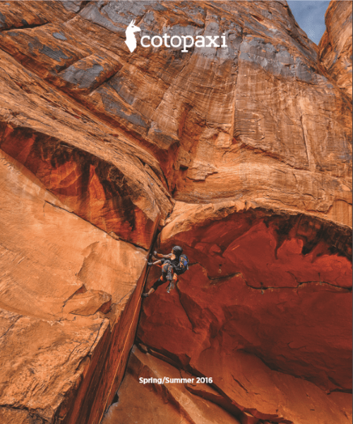 Our data analytics client: Cotopaxi