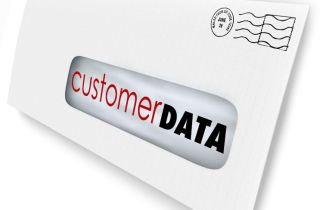 direct mail customer data