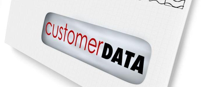 direct mail customer data