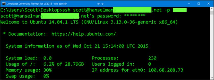 OpenSSH for Windows