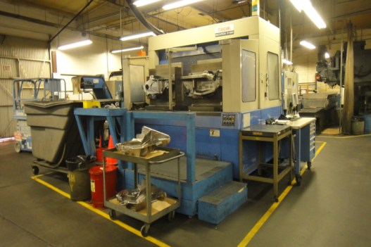 Mazak CNC Machine - H800