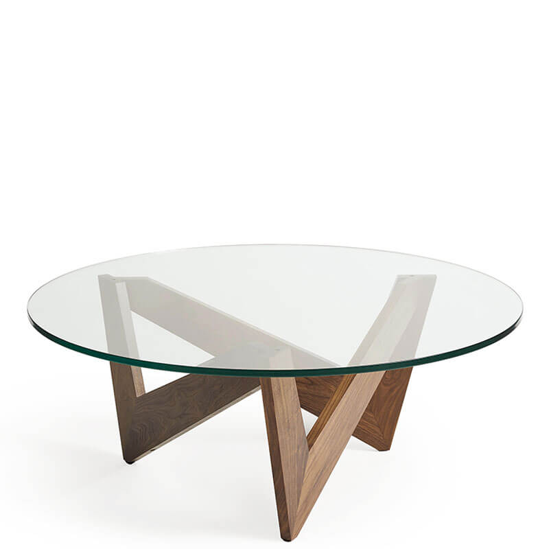 check round coffee table