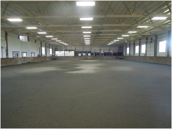 Arenas For Therapeutic Riding Hansen Buildings
