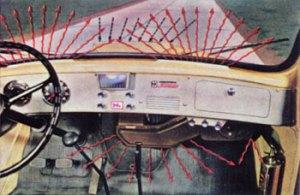 Restoring Cornelia  Truck Facts  Heater
