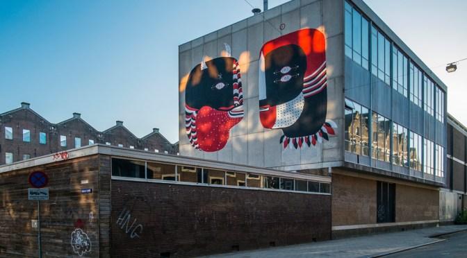 Anouk Piket: 'Laten we graffiti gewoon als kunst bekijken'