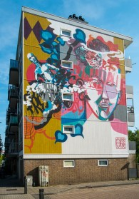 Artist: Titi Freak – Jan Tooropstraat 28.
