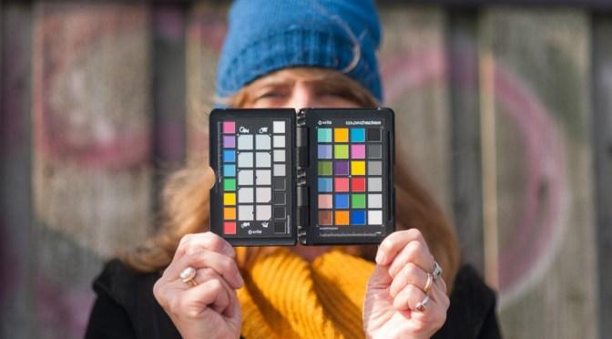 Kleurmanagement, betrouwbare kleur van invoer tot uitvoer