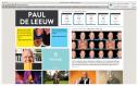 Site van Paul de Leeuw