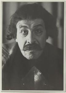 Banquo gespeeld door Louis van Gasteren, 1936
