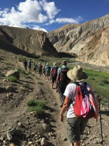 Our Trekkers-Markha Valley-Ladakh-India