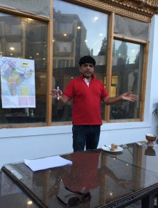Prabhu discusses history of northern India