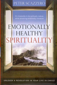 Emotional Healthy Spirituality (Peter Scazzero)