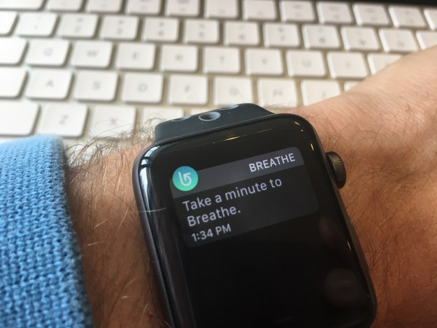 Breathe: my favorite app on Apple Watch