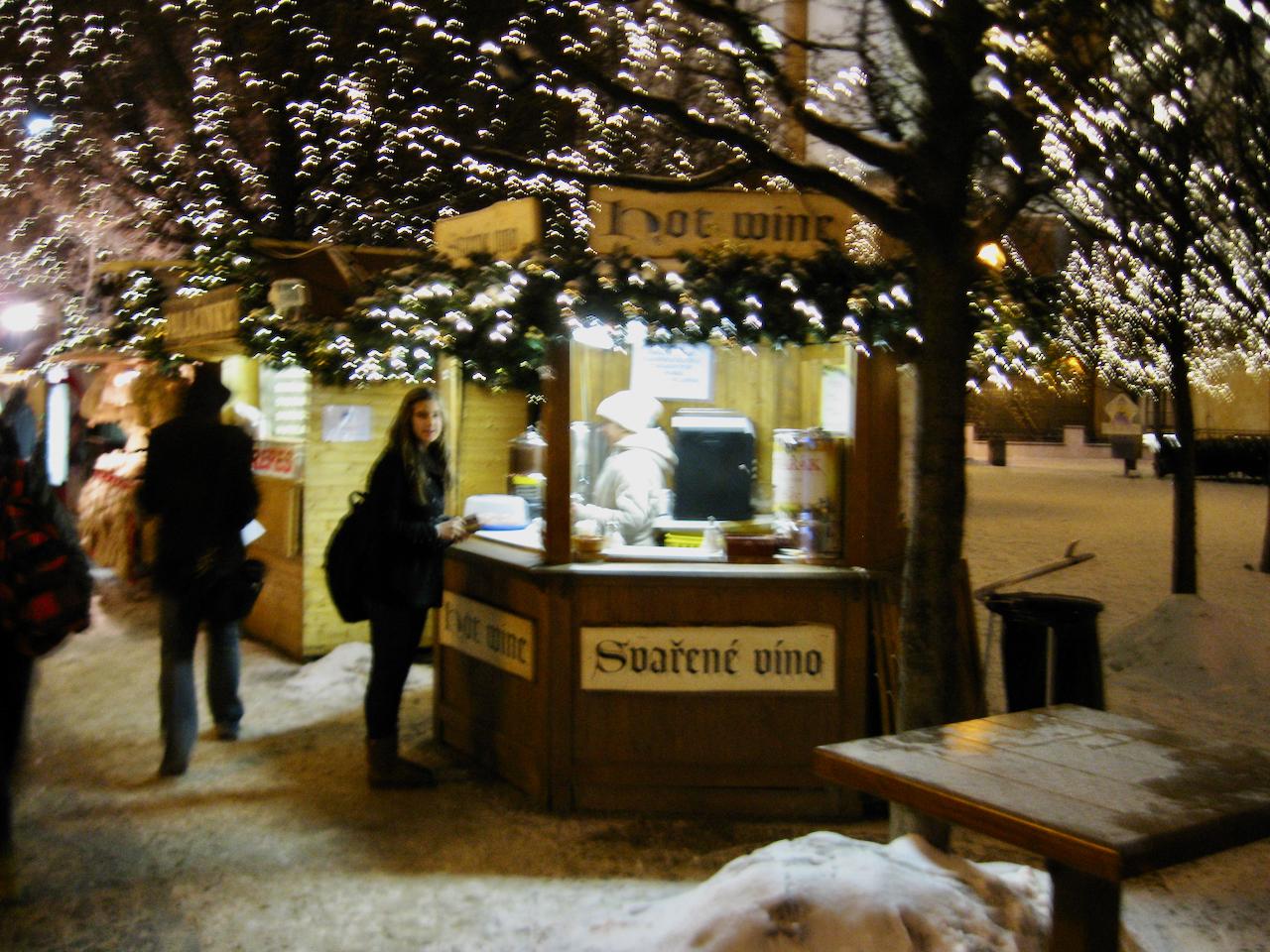 Prague hot wine – keith