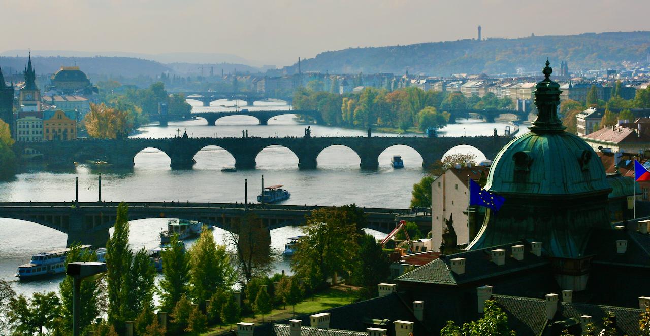 prague bridges – keith