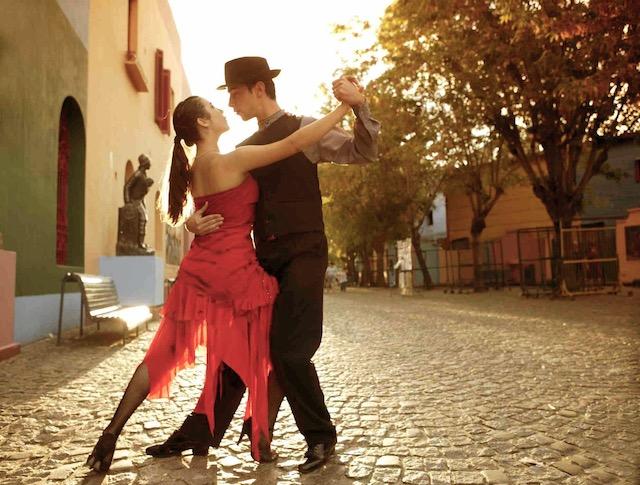 Argentina Tango medium