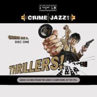 Crime Jazz - Volume 17 - Thrillers!
