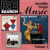 RE/Search Incredibly Strange Music Vol I