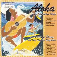 Vintage Hawaiian Treasures Vol. 9 - Aloha Hula Hawaiian Style