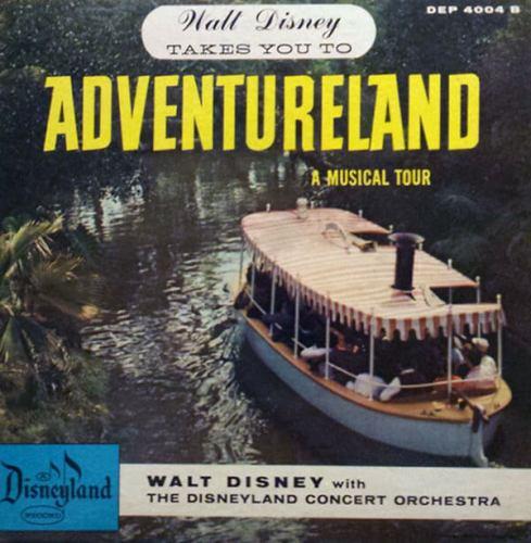 A Musical Tour Of Adventureland Cover