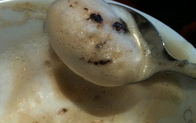 Cappuccino Full of Face