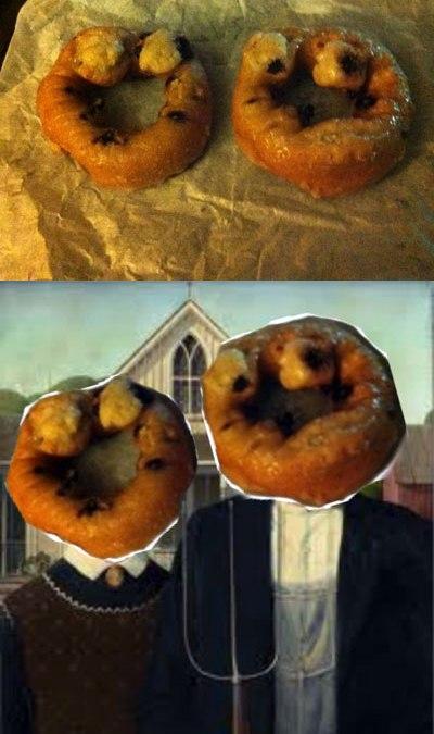 Return of the Donut Monsters