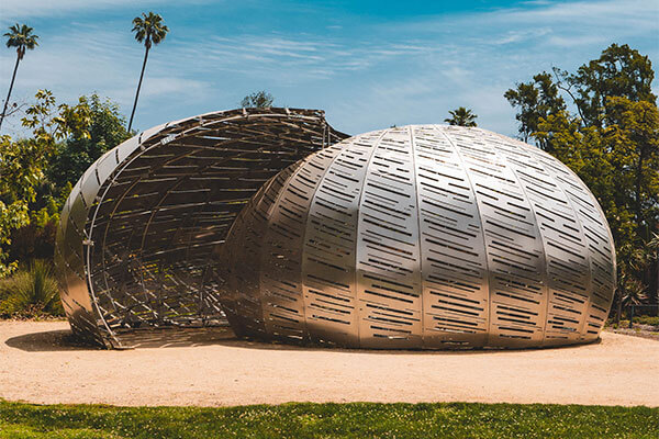 NASA's Orbit Pavilion