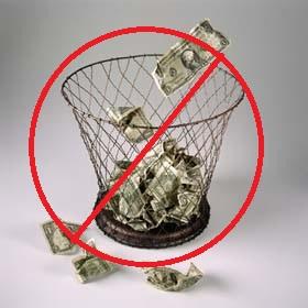 rent is not throwing away your money