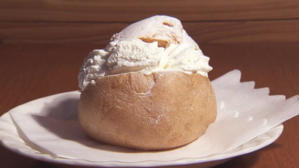 おすすめ「シュークリーム」