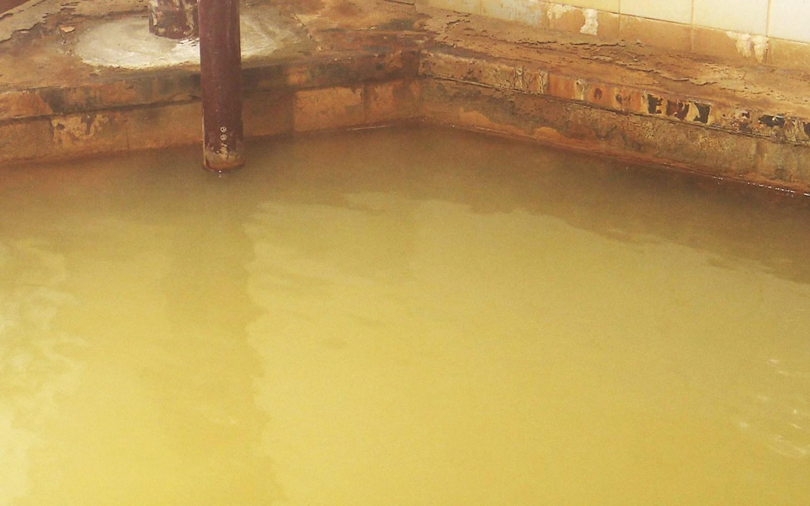温泉成分バリ強!田面木沼を眺めながらゆったりくつろげる温泉