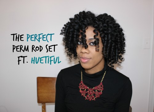 How To Get The Perfect Perm Rod Set Happily Ever Natural