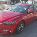 Paint The Town Red In The 2016 Mazda 6 i Grand Touring