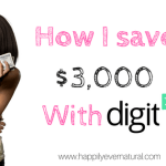How I Saved $3,000 With Digit