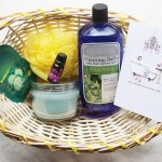 DIY Royal At-Home Spa Gift Basket For Mother's Day