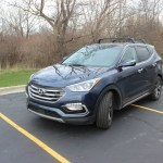 2017 Hyundai Santa Fe Sport 2.0T The Perfect Family Car