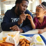 Family Fun Time: National Cheese Curd Day at Culver's