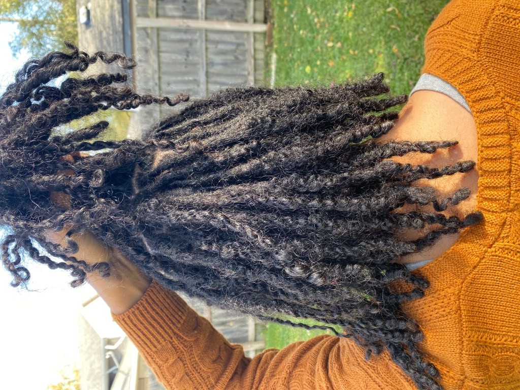 How To Start Locs With Two Strand Twists Happily Ever Natural
