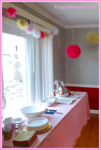 Decorate with Tulle | HappilyFrazzled.com