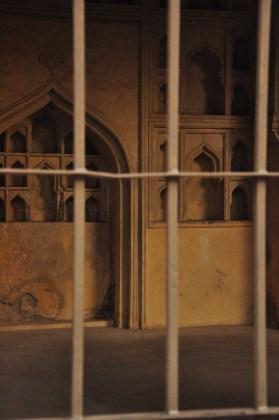 Walls of Golconda Fort
